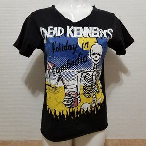 Dead Kennedys shirt Size? DIY Holiday In Cambodia